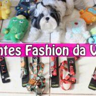 Compras Fashion Para as Meninas (Shih Tzu) | Presentes da Vovó (Zee Dog) | Veda8