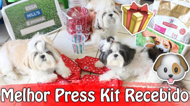 Melhor Press Kit Recebido Pet (Hill's Pet Nutrition) | Veda7 - Loi Curcio