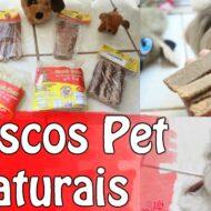 Petiscos Naturais Bovinos Para Cães/Cachorros/Dogs – Snack Show | VEDA11