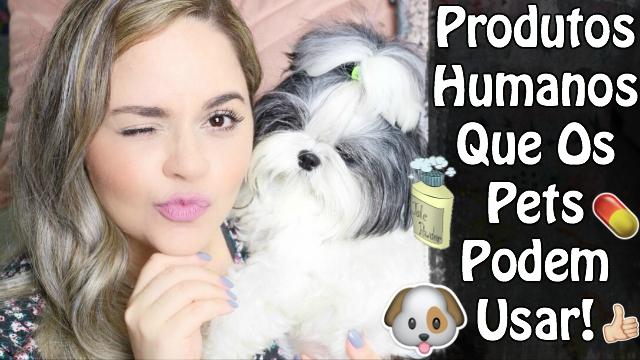 Produtos Humanos Que Os Cachorros e Pets Podem Usar - Medicamentos, Itens de Higiene, Etc | Veda16 - Loi Curcio