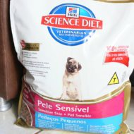 Resenha: Ração Hills Science Diet Canino Adulto Pele Sensível Pedaços Pequenos