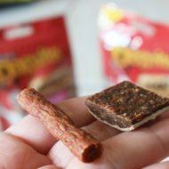 Resenha: Petiscos Nestlé Purina Doguitos Rodizio Linguicinha e Picanha Para Cães