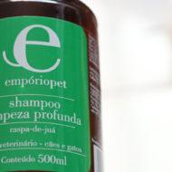 Resenha: Shampoo Limpeza Profunda Raspa de Juá Empório Pet Para Cães e Gatos | Shampoo Antirresíduos Favorito Pet