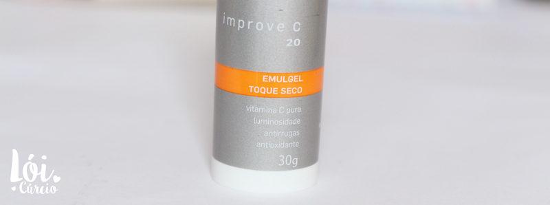 3e58a4975 Descrição e indicação do produto segundo a marca. Com vitamina C ...
